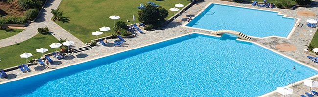 Pools im Resort