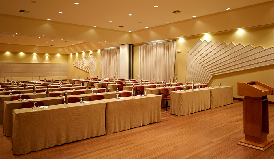 Athena Conference Hall
