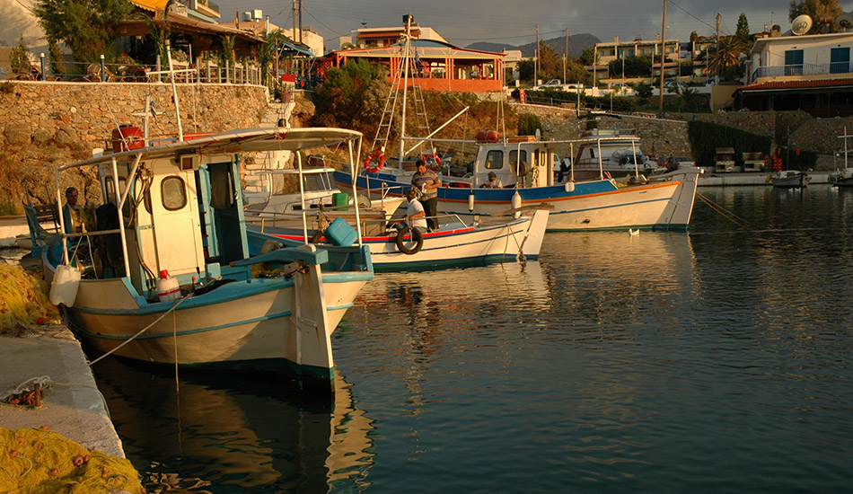 Fisherman's Village of Sissi