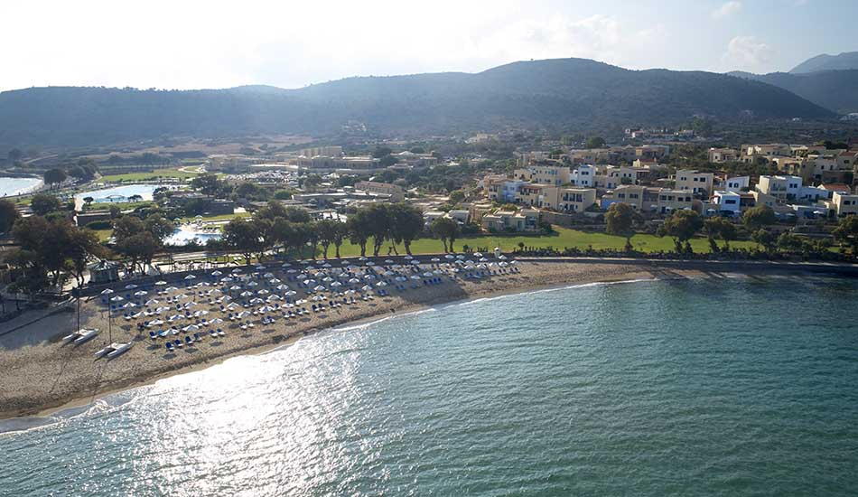 Kalimera Kriti Resort view